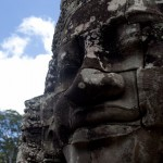 Angkor Thom - each face is different...