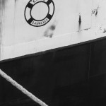 Bressay-Bank - (t)rusty boat