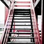 Norebro stairs