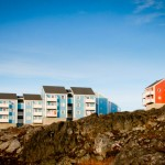 First view. Nuuk colour