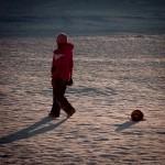 Nuuk snow play