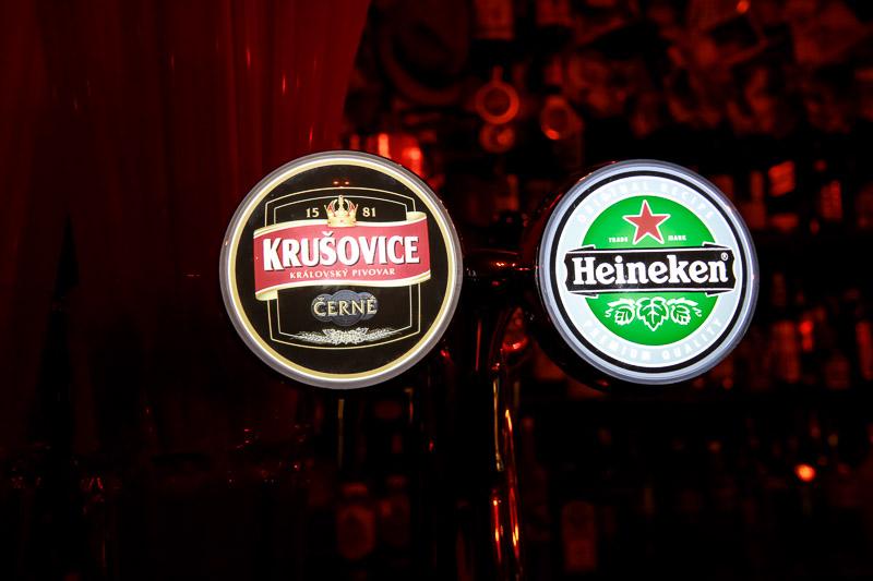 Prague beers