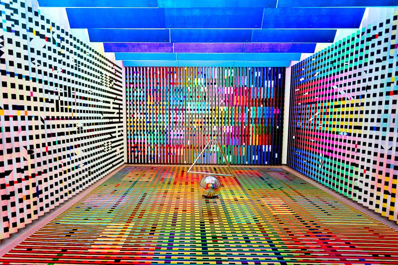 Pantone Swatch - Pompidou