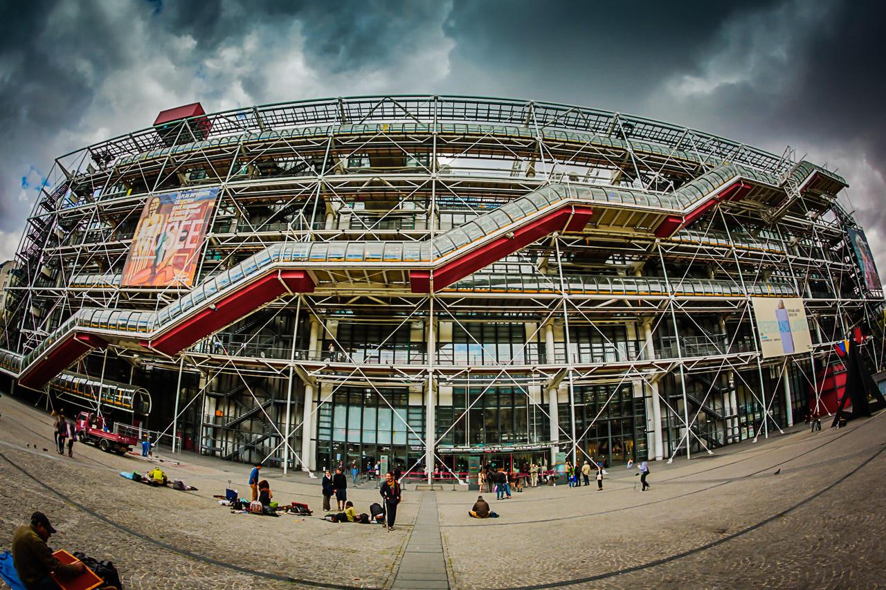 Pompidou Centre-2